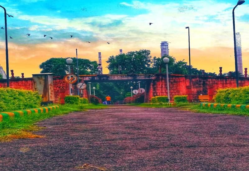 traffic garden kota
