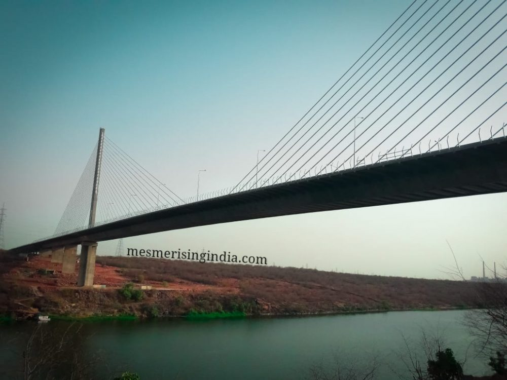 hanging bridge kota